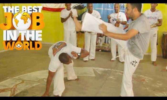 Capoeira: Best Job In The World