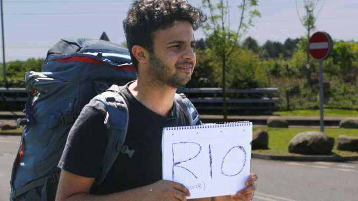 #Eli4Brazil - The Race To Rio Starts Here!