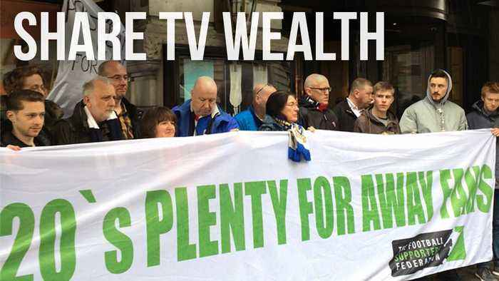 FSF & Football fans stake their Claim on Premier League TV Wealth