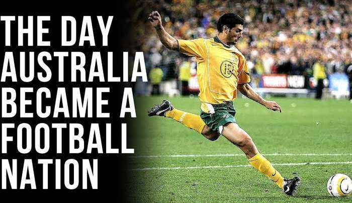 The Day Australia Became a Football Nation | November 16th 2005