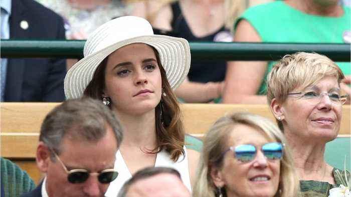 Emma Watson calls herself 'self-partnered'