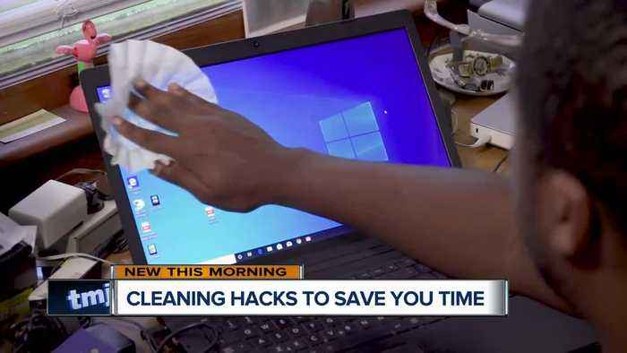 Seven cleaning hacks that will save you time
