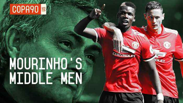 Why José Mourinho Bought Matić, Again - Tactical Explainer