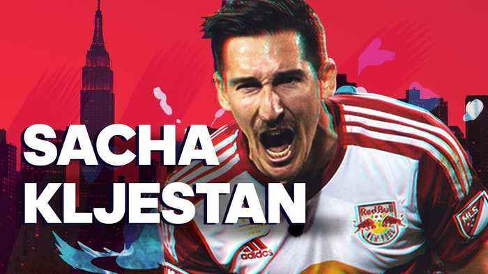 Sacha Kljestan: How Zidane Inspired New York's Assist King