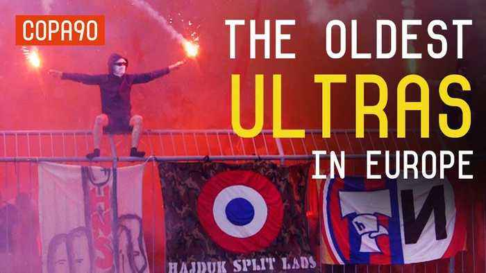 We Won't Do What You Tell Us   The Hajduk Split Story