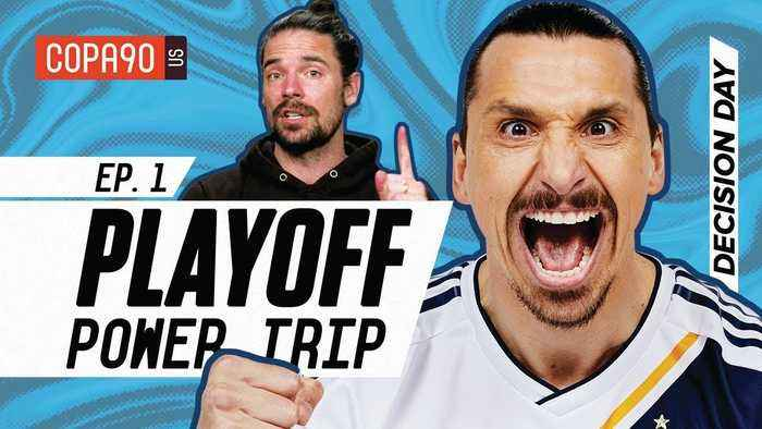 Zlatan, Rooney and the Best Day in MLS - Playoff Power Trip Ep. 1
