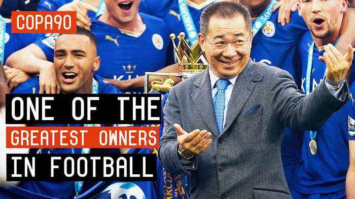 An Emotional Tribute To One Of The Greatest Owners In Football | Vichai Srivaddhanaprabha