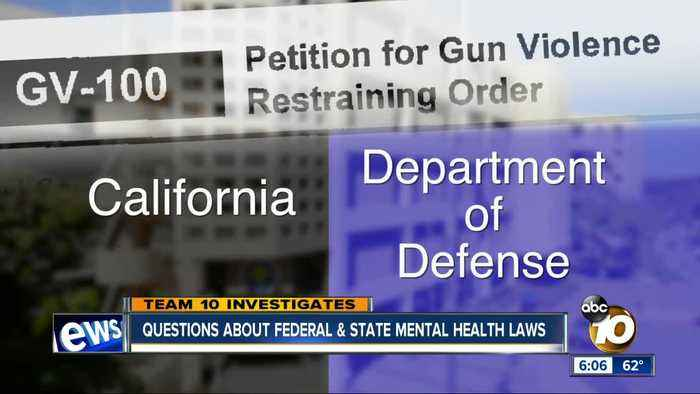 Petition suggests DOD standards don't translate into states mental health evaluation, treatment laws