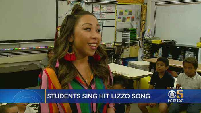 Pittsburg 2nd Grade Teacher Builds Family With Classroom Remix Of Lizzo Song