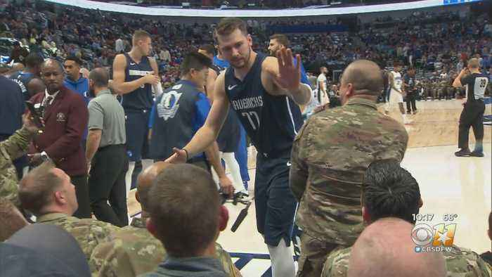 Wounded Warriors Treated Like The Heroes They Are In North Texas