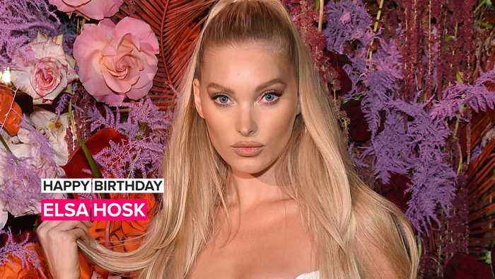 3 Fun facts about Swedish supermodel Elsa Hosk