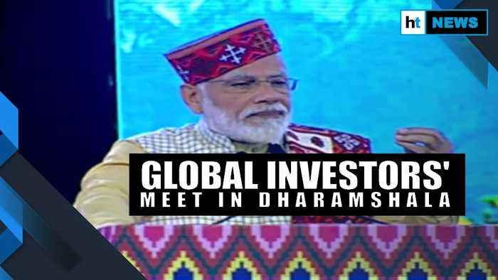 PM inaugurates 2-day Global Investors' Meet in Dharamshala