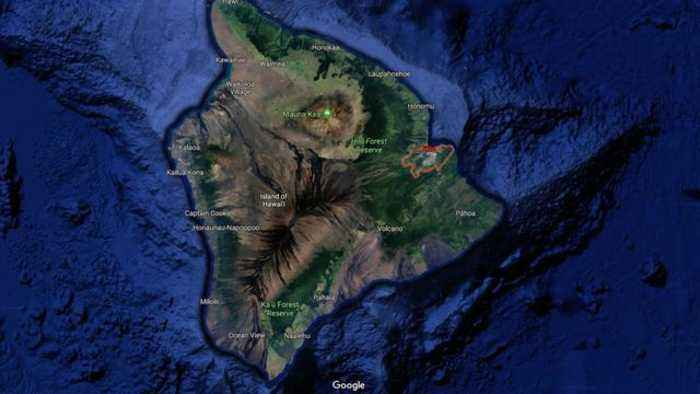 Hawaii Man Dies After Fall Into A Lava Tube...On His Property