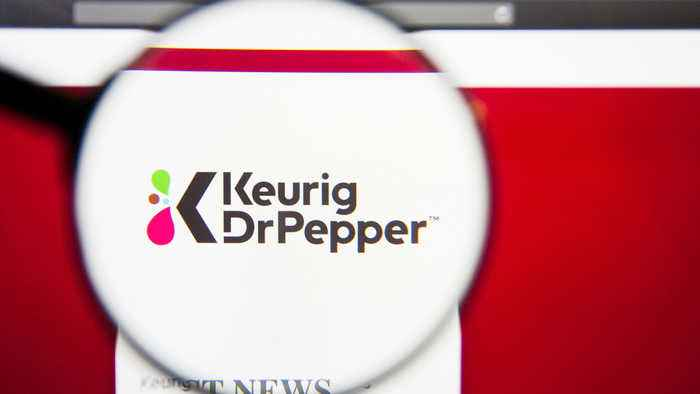 Keurig Dr Pepper's Got the Right Mix of Coffee and Soda