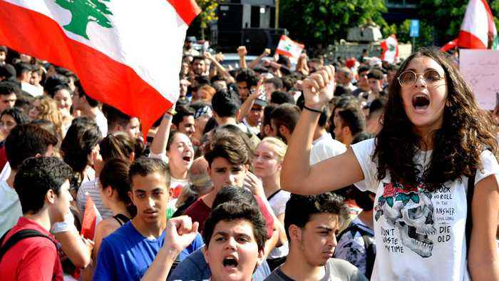Lebanon protesters seek to shut down key state institutions