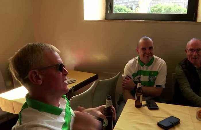 Celtic fans apprehensive following Rome stabbing