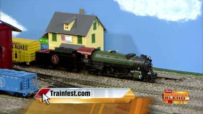 All Aboard! Trainfest Returns This Weekend