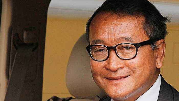 Cambodia's Rainsy 'refused boarding' onto Paris-Bangkok flight