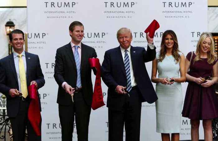 Judge orders Trump pay $2 mln in Foundation settlement
