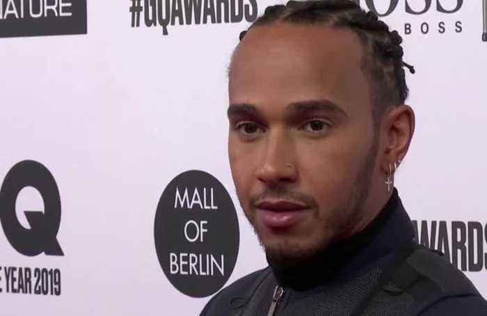 Lewis Hamilton talks turning family onto vegan lifestyle