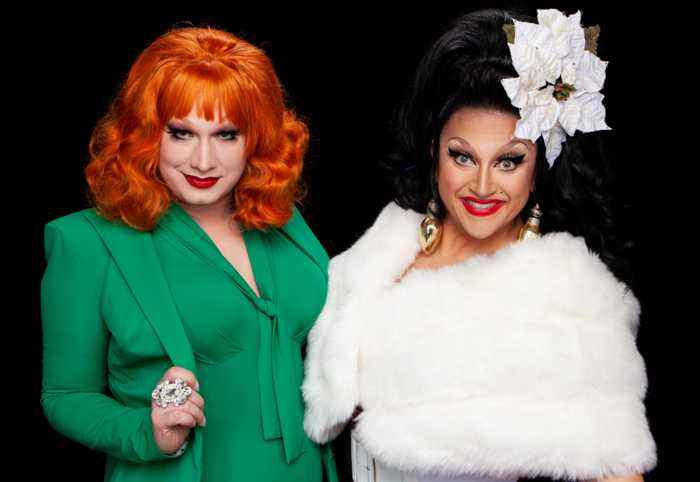 Jinkx Monsoon & BenDeLaCreme On Their Show, 'All I Want for Christmas is Attention'