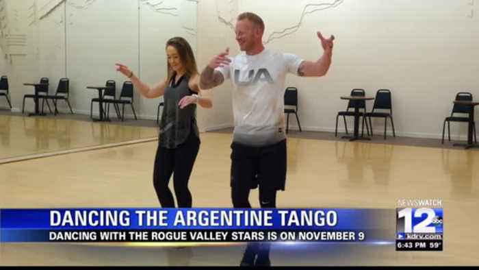DWTRVS: Charlie Simons & Kristen Alleman dance the Argentine Tango