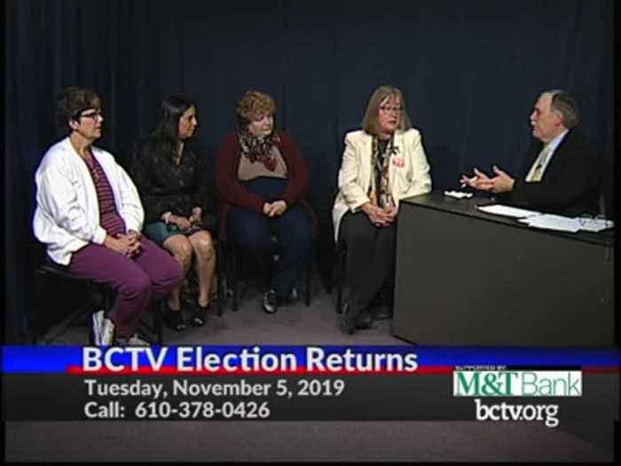 Nov. 2019 BCTV Election Returns [Part 2] 11/05