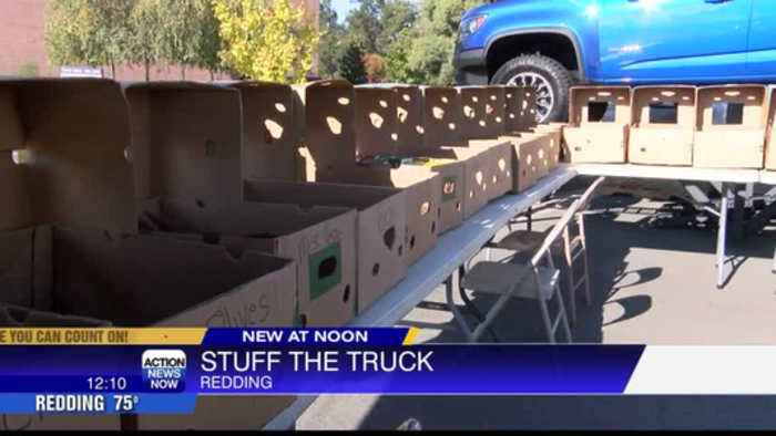 Stuff the Truck aims to help over 1000 local families in need during Holidays