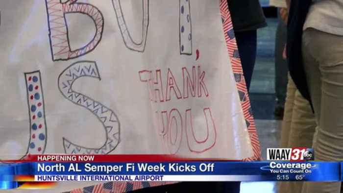 North AL Semper Fi Week Kicks Off