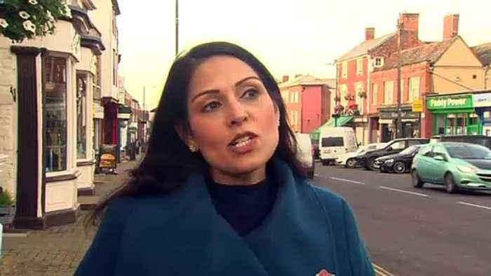 Patel: Fast track 'NHS visa' for overseas doctors and nurses