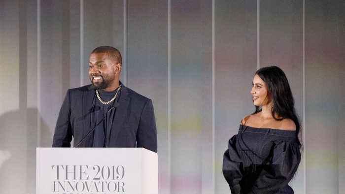 Kanye West 'running for president in 2024'