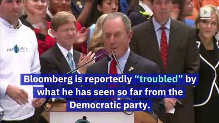 Mike Bloomberg Prepared to Enter Democratic Presidential Primary