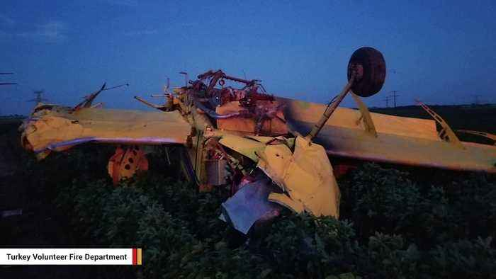 NTSB Report: Gender Reveal Stunt Led To Plane Crash