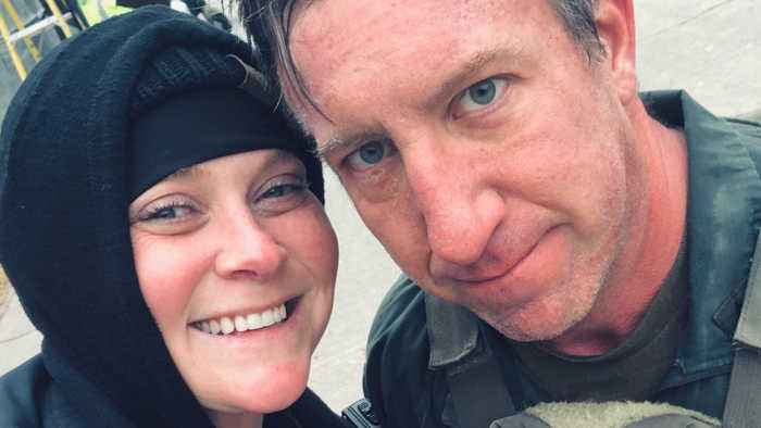 Chicago Cop Saves Life, Runs 15k, Proposes In One Day