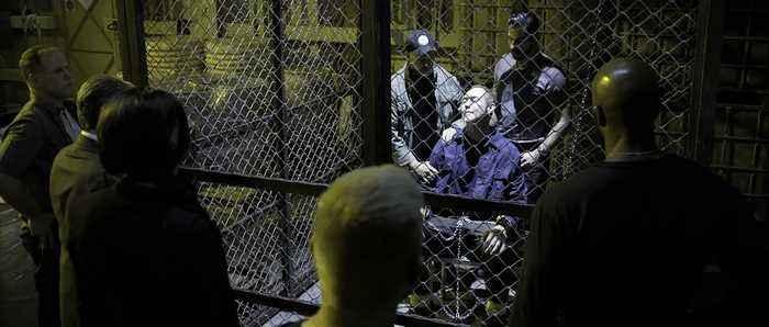Primal Movie Clip - Nicolas Cage, Famke Janssen, Kevin Durand
