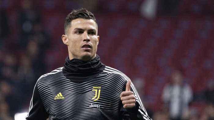Aaron Ramsey Takes Goal From Cristiano Ronaldo