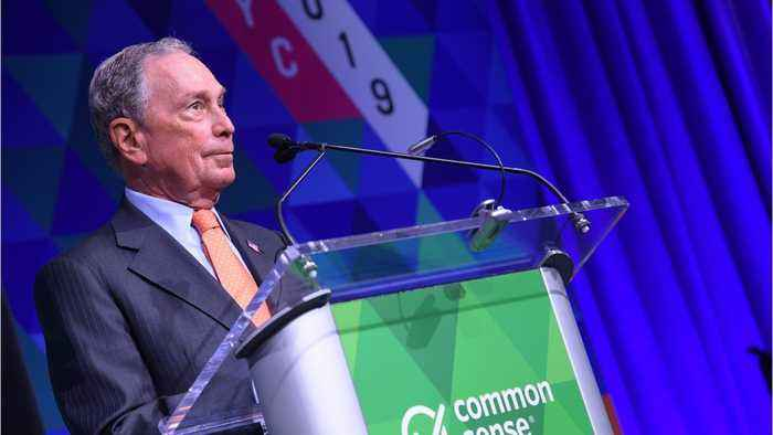 Michael Bloomberg to file for democratic primary