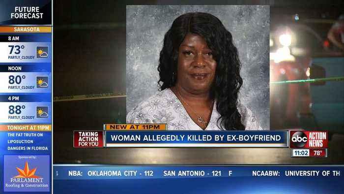 Worker with Foster Elementary School killed by ex-boyfriend, Hillsborough Sheriff says