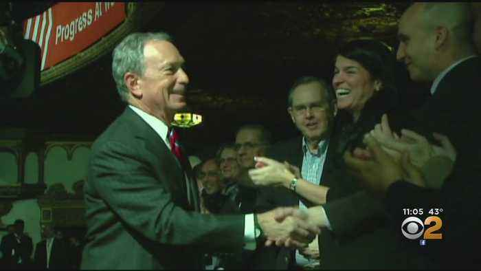 Is Michael Bloomberg Running For President?
