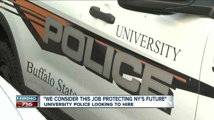 University Police looking to hire