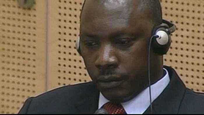 Ex-DRC rebel chief sentenced to 30 years in prison
