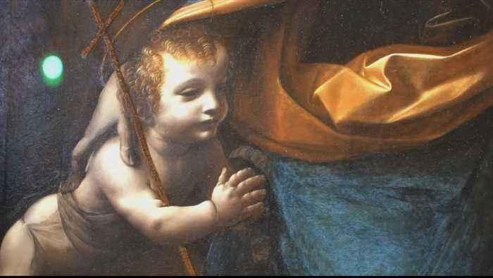 UK art: New London exhibition explores da Vinci masterpiece