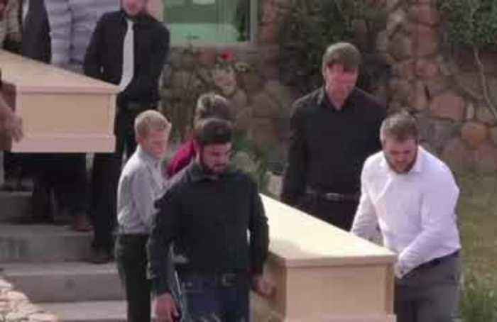 First funerals for ambush victims in Mexico