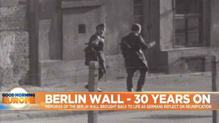 Meet the man who tunnelled under the Berlin wall to help East Germans escape