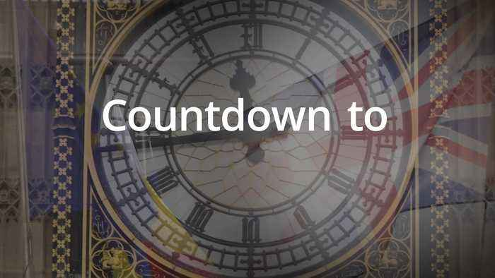Brexit: 84 days until Britain is scheduled to leave the EU