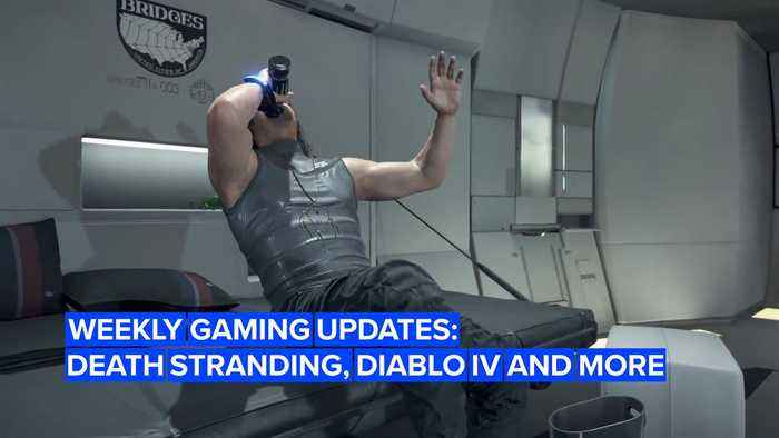 This week in gaming: Death Stranding, Diablo IV and more!