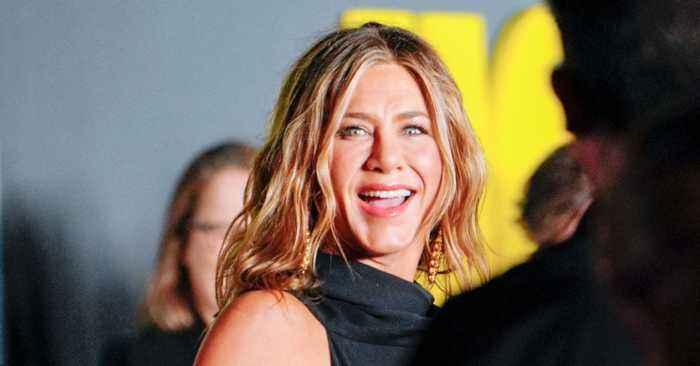 Jennifer Aniston's First Instagram Post Shook The Internet