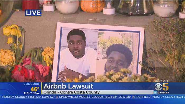 Family Of Man Killed In Orinda Halloween Party Shooting To Sue Airbnb