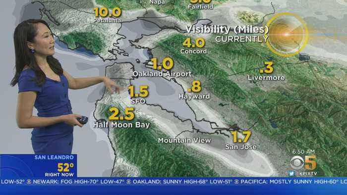 Friday Morning Weather Forecast With Mary Lee