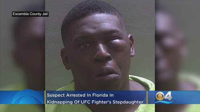 Suspect Arrested In Florida In Kidnapping Of UFC Fighter's Stepdaughter Aniah Blanchard